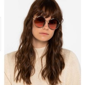 🆕️🕶😎Anthro NWT MATT & NAT Round Sunglasses💎🕶